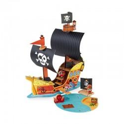 Barco Janod Pirata Story