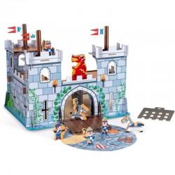 Castillo Janod fortificado Story