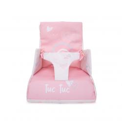 Trona de Viaje Tuc tuc Amore rosa