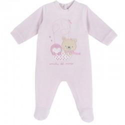 Pijama Chicco con apertura cambio fácil