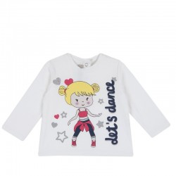Camiseta Chicco manga larga