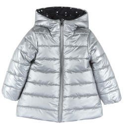 Impermeable reversible Chicco con capucha extraible