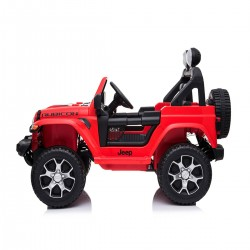 Jeep Wrangler eléctrico 2.4G Bluetooth radio control