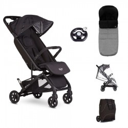 Silla Paseo Easywalker Mini Buggy GO con saco con plastico y bolsa de transporte