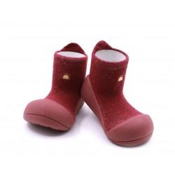 Zapato calcetin Attipas Basic Rojo