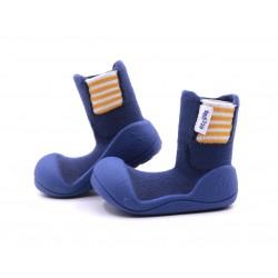 Zapato calcetin Attipas Rain Boots Blue