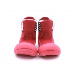 Zapato calcetin Attipas Rain Boots Red