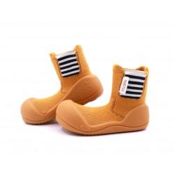 Zapato calcetin Attipas Rain Boots Yellow