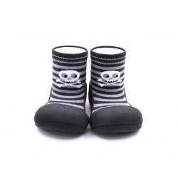 Zapato calcetin Attipas Halloween Black