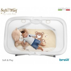 Parque Brevi Soft&Play My Little Bear