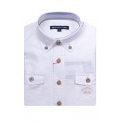 camisa spagnolo lino algodon carteras 5379