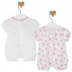set 2 pijamas mayoral cortos