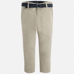 Pantalon Mayoral chino pique cinturon