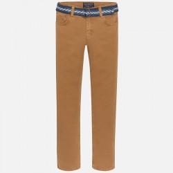 Pantalon Mayoral delavado con cinturon