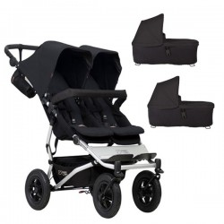 PACK GEMELOS Mountain Buggy Duet 3.0