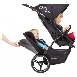 Silla paseo Phill&Teds Dot (incluye 2º asiento)