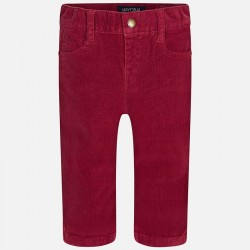 Pantalon pana Mayoral slim fit basico