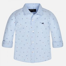 Camisa Mayoral m/l fantasia