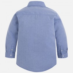 Camisa Mayoral m/l dobby
