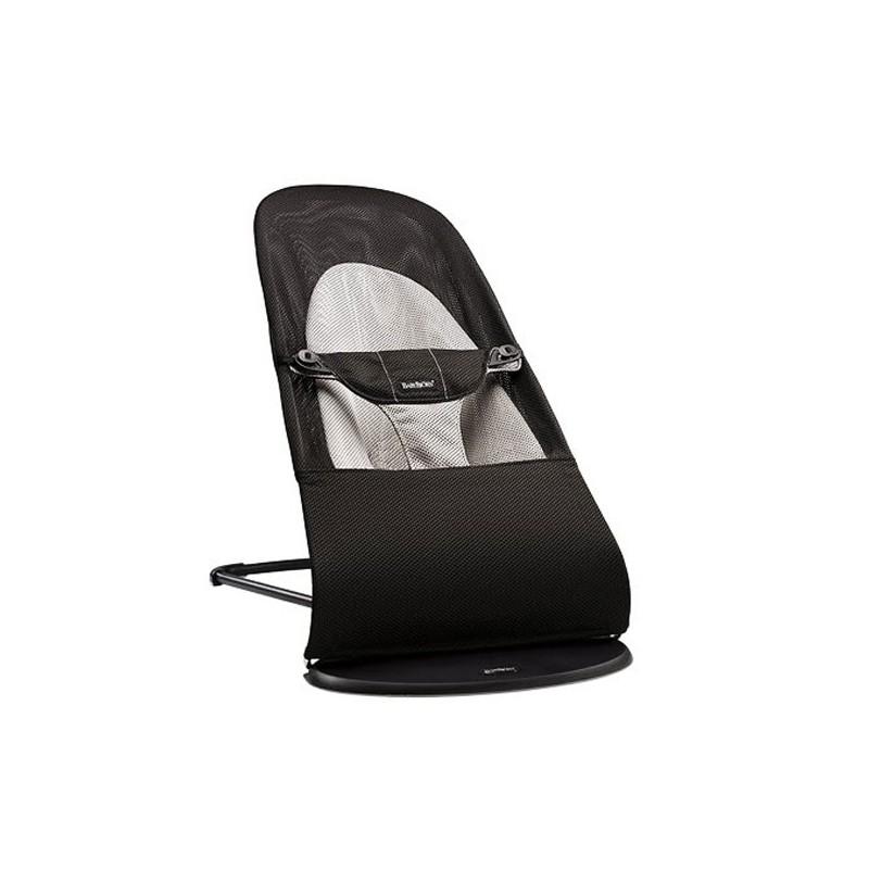 Hamaca para beb/és de 0-2 a/ños BabyBj/örn Bliss Azul Marino
