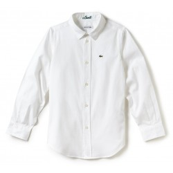 Camisa Lacoste manga larga