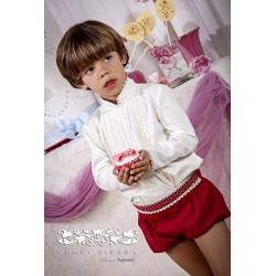 Conjunto niño Chari Sierra Strawberry