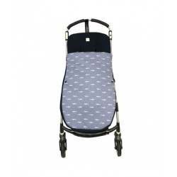 Saco para silla de paseo universal polar Fundas BCN SP23