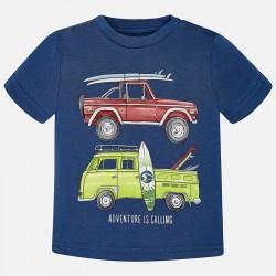 Camiseta m/c Mayoral cars