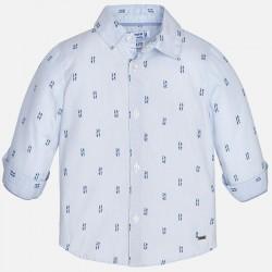Camisa m/l Mayoral estampada