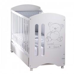 CUNA SWEET BEAR 120 X 60