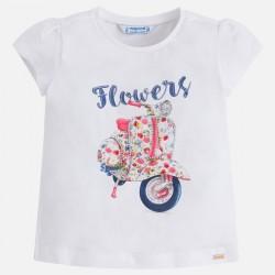Camiseta m/c Mayoral moto