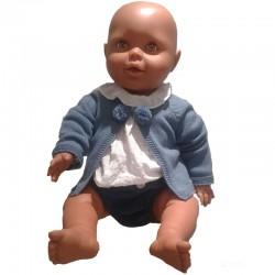 Conjunto bebé 3 piezas Yoedu
