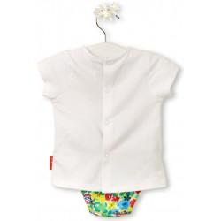 Conjunto culetin y camiseta Tuc Tuc Croa