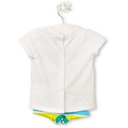 Conjunto boxer y camiseta Tuc Tuc Croa