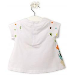 Camiseta estampada Tuc Tuc niña Jungle Draw