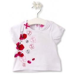 Camiseta mariposas Tuc Tuc L&B