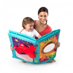 Libro & gimnasio discovery world BABY EINSTEIN