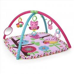 Alfombra educativa y Gimnasio Charming BRIGHT STARTS