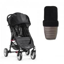 Silla de Paseo Baby Jogger CITY MINI 4 con saco Original