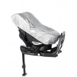 Funda antitérmica silla auto maternal gris JANE