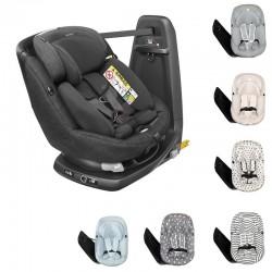 PACK Silla auto Bébé Confort AXISSFIX PLUS I-size con funda protectora