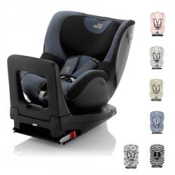 """Nueva Silla auto Romer Swingfix I-Size """"Plus Test"""" con funda BCN"""