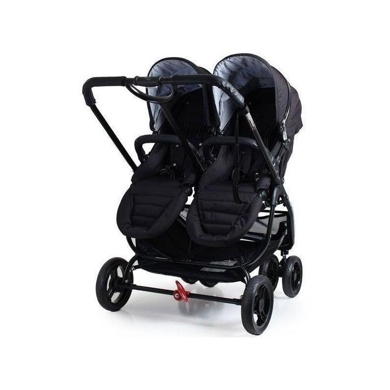 Funda para manillar y apoyabrazo Valco Baby Snap Duo BLACK