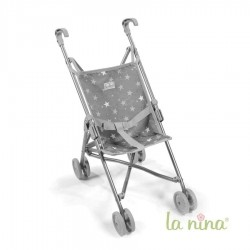 Silla pequeña La Nina Mini Gaby (27x53x41 cm)