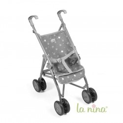 Silla grande La Nina Mini Gaby (34x62x42 cm)