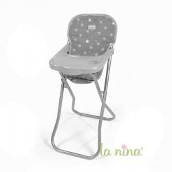Trona bandeja Mini Gaby (27x61x35 cm) La Nina