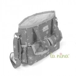 Bolso canastilla La Nina Mini Gaby (26x19x9 cm)