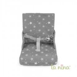 Trona de viaje Mini Gaby (22x28x20 cm) La Nina