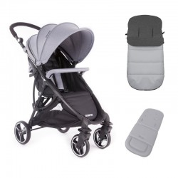 Pack Silla Paseo Baby Monsters Compact con saco universal