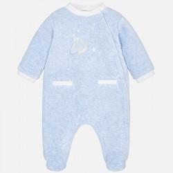 Pijama tundosado Mayoral estrellas